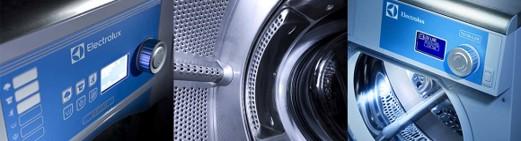 エレストロラックスの洗濯機・乾燥機