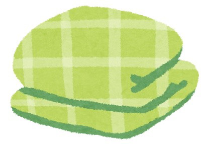 真綿のお布団は何でコインランドリーで洗えないの?