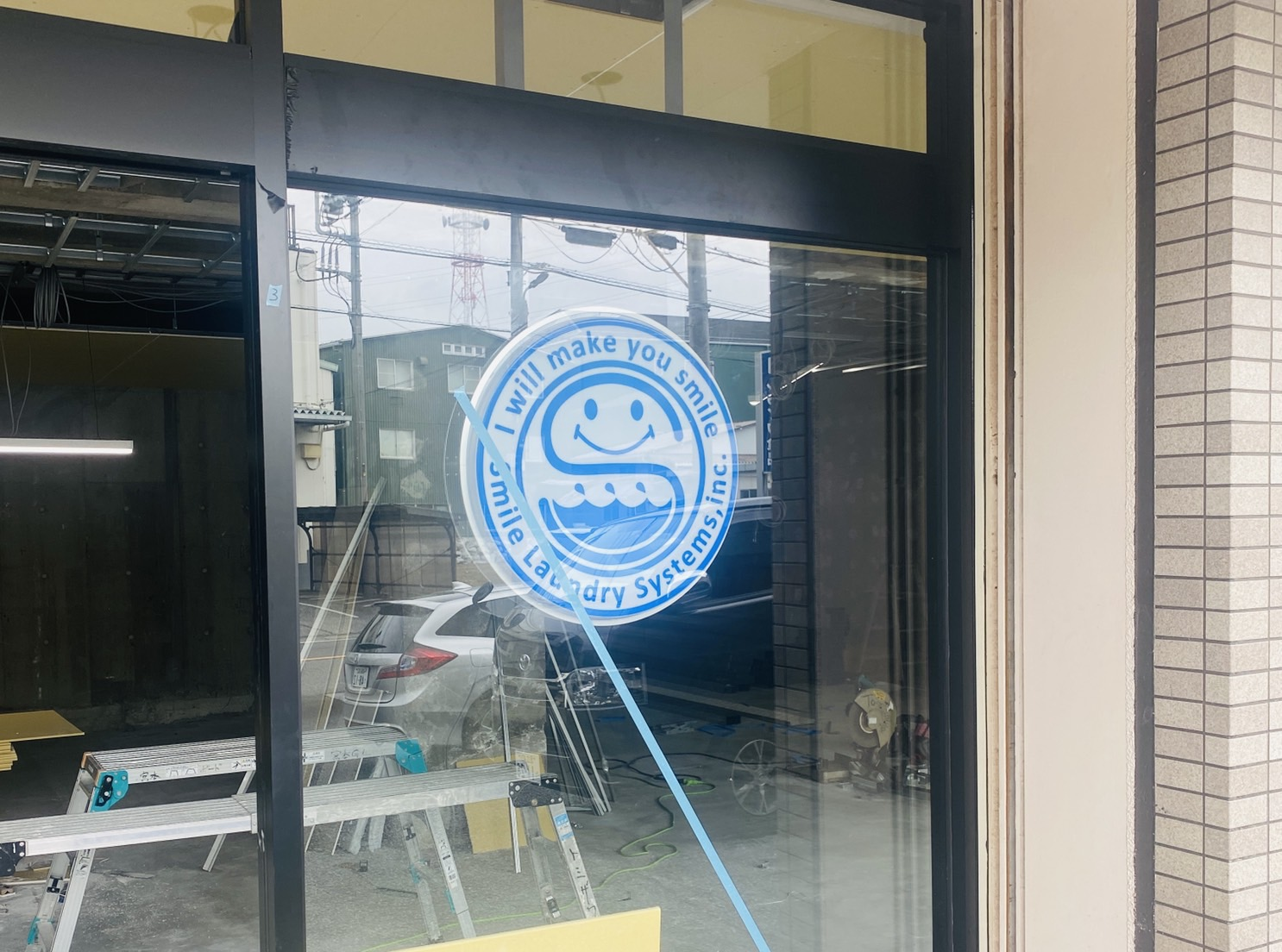 SWL草加西町店進捗ニュース